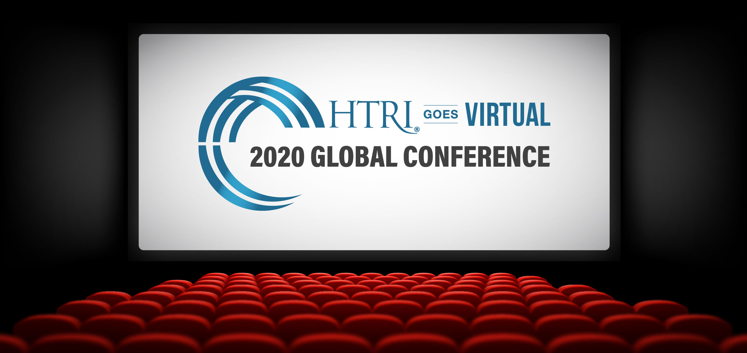 HTRI virtual global conference banner